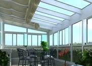建筑玻璃贴膜夏天必需冬天必要