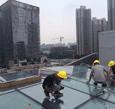 yan台芝罘区商场膜