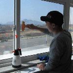 yan台kai发区单位ban公室玻璃贴膜